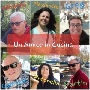 Un Amico in Cucina - Alberto @ FonteAntica Agriturismo