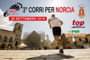3^ Corri per Norcia @ Piazza San Benedetto