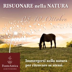 Risuonare nella Natura @ FonteAntica Agriturismo
